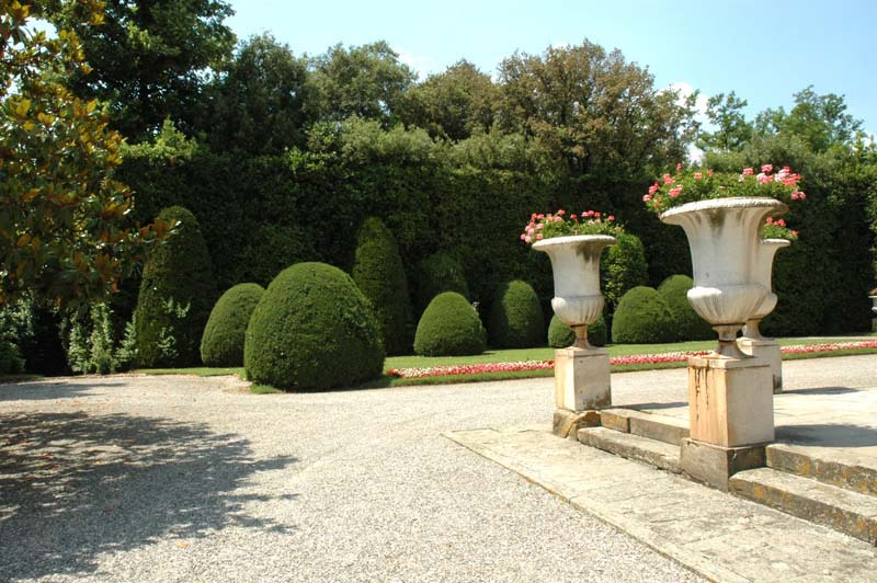 Formal garden Marigreen Ltd Garden design