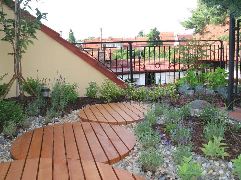 Roof Garden Design Plans 800 x 600